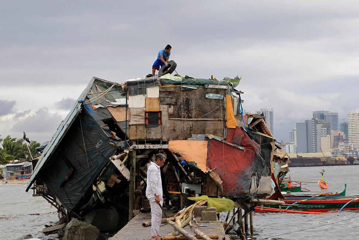 typhoon house