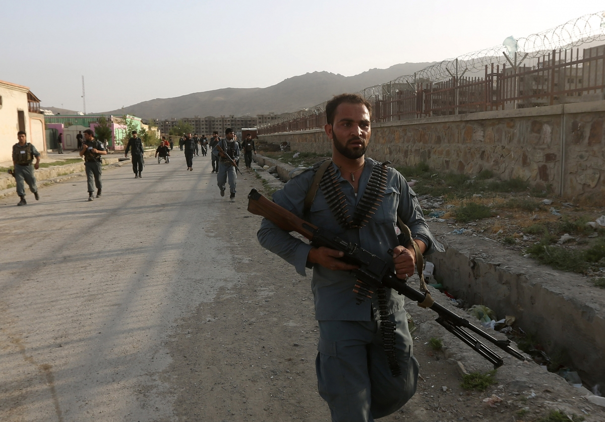Afghanistan Iraq Taliban Kabul Abdullah