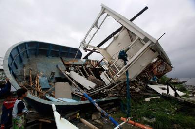 typhoon boat
