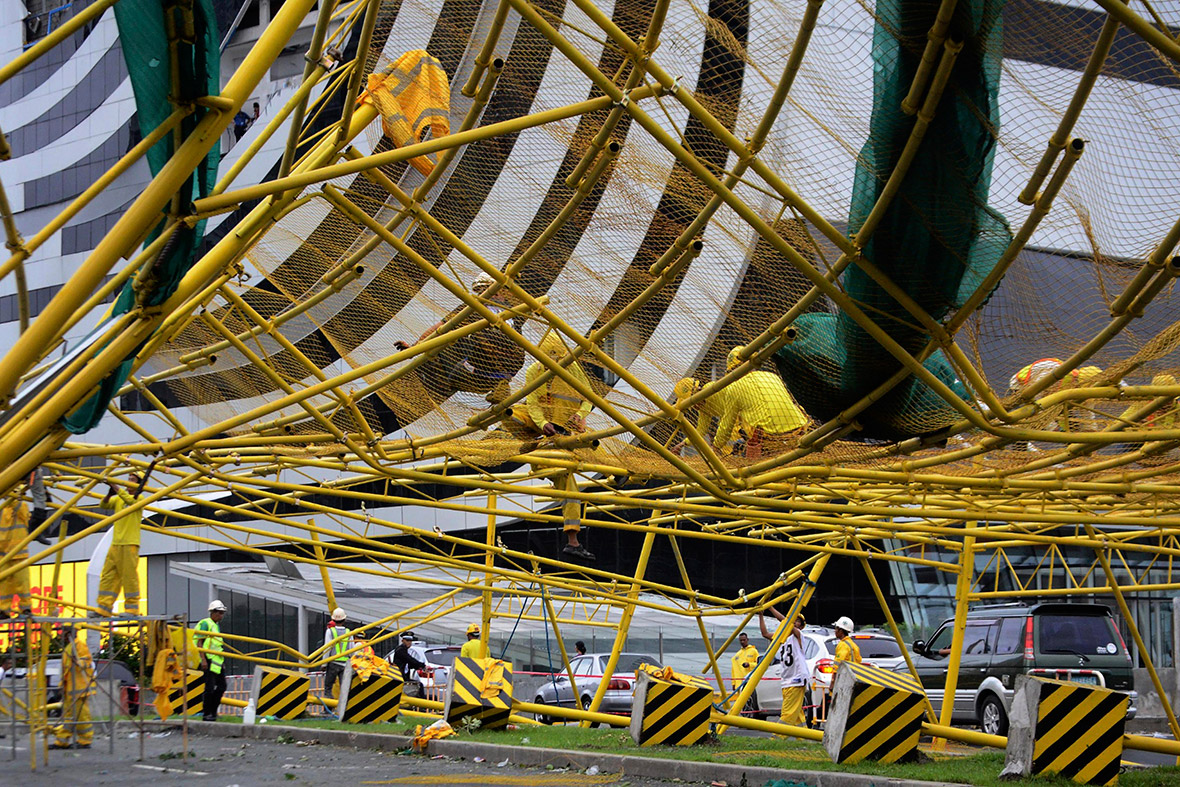 typhoon scaffolding