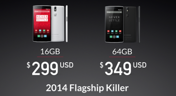 OnePlus One Price