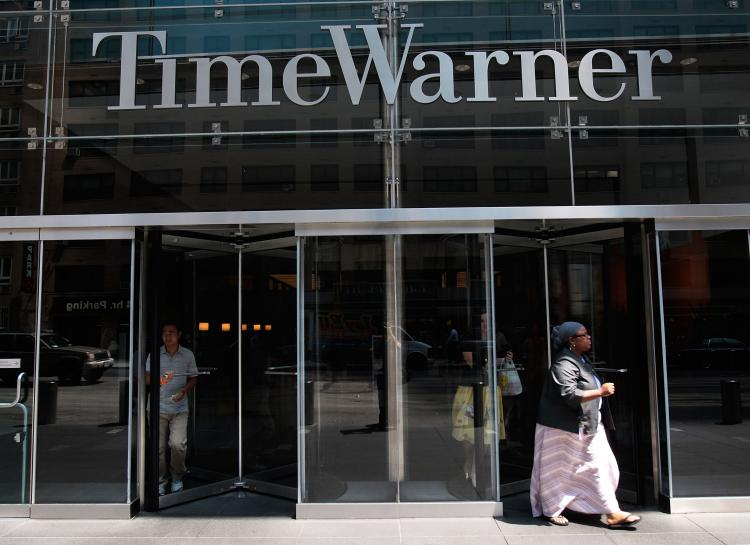 Time Warner Rebuffs Murdoch's Offer to Buy Company