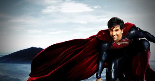 Fan made image of Ranbir Kapoor