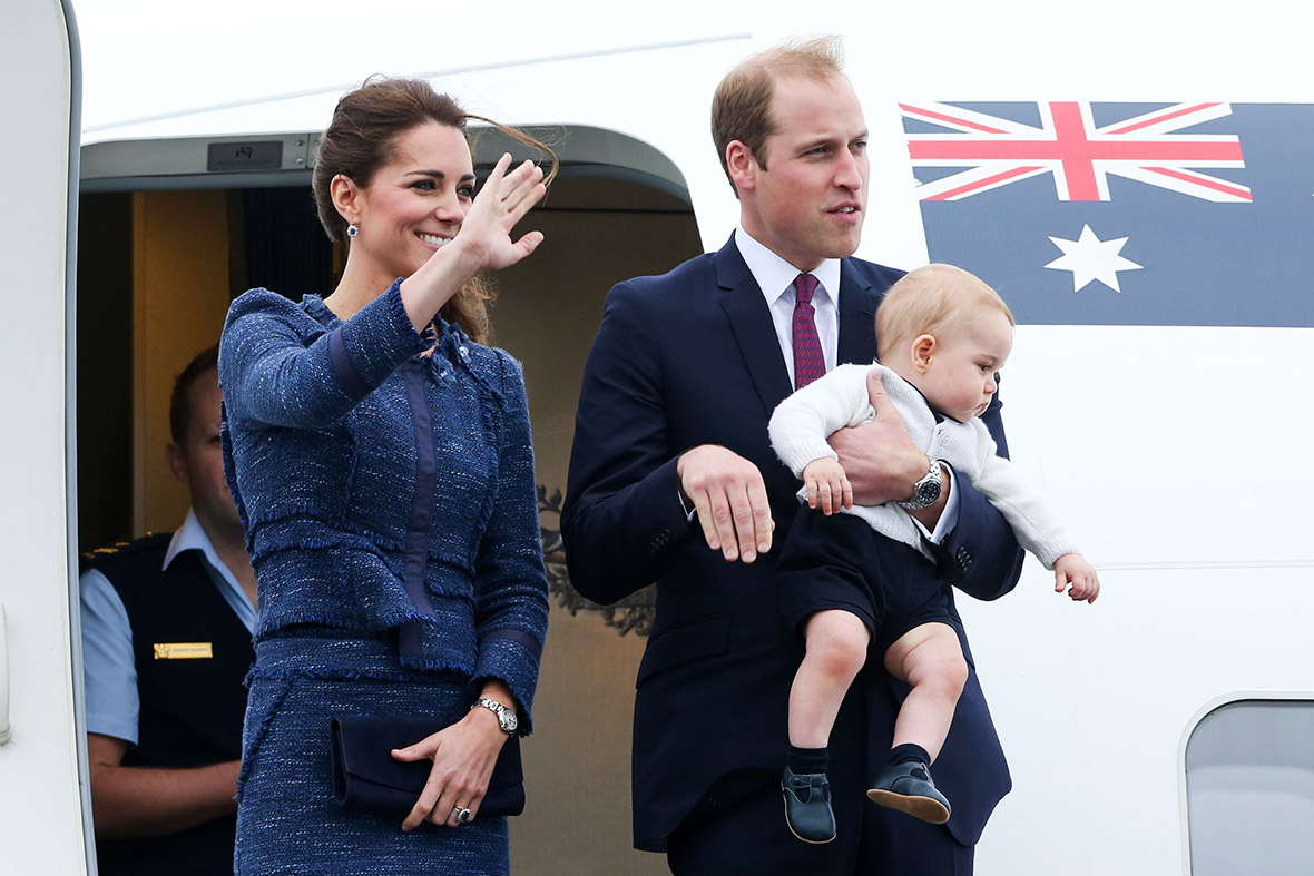 prince george new zealand