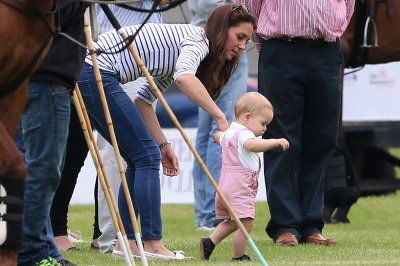 prince george walking