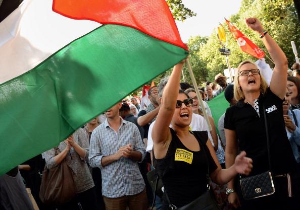 France pro-Palestine protests