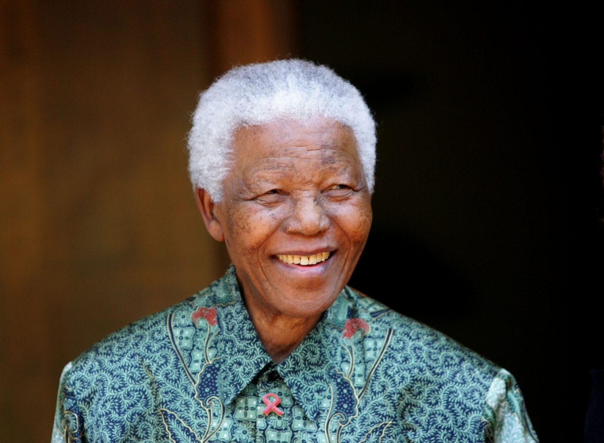 Nelson Mandela's Birthday Celebrated with Volunteer Service