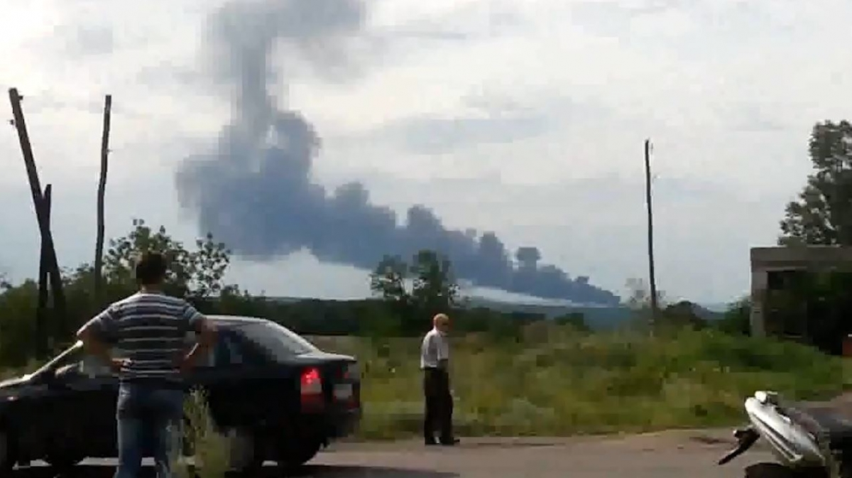 Malaysian Airlines Boeing 777 With 295 Passengers Aboard Crashes in Ukraine