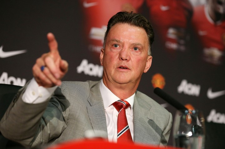 Louis van Gaal: First Manchester United Press Conference Highlights