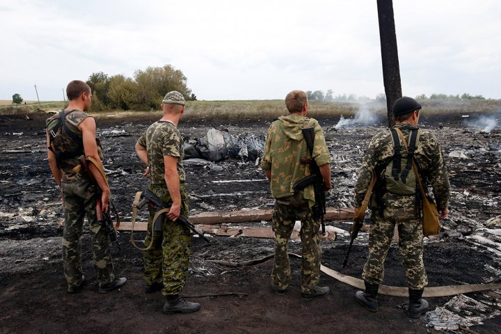malaysia airlines MH17 Ukraine