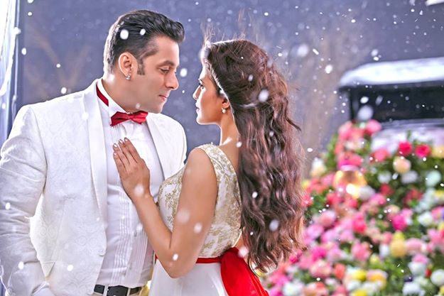 Salman Khan to Share 'Rare' Intimate Scene with On-screen Love Interest in Kick?