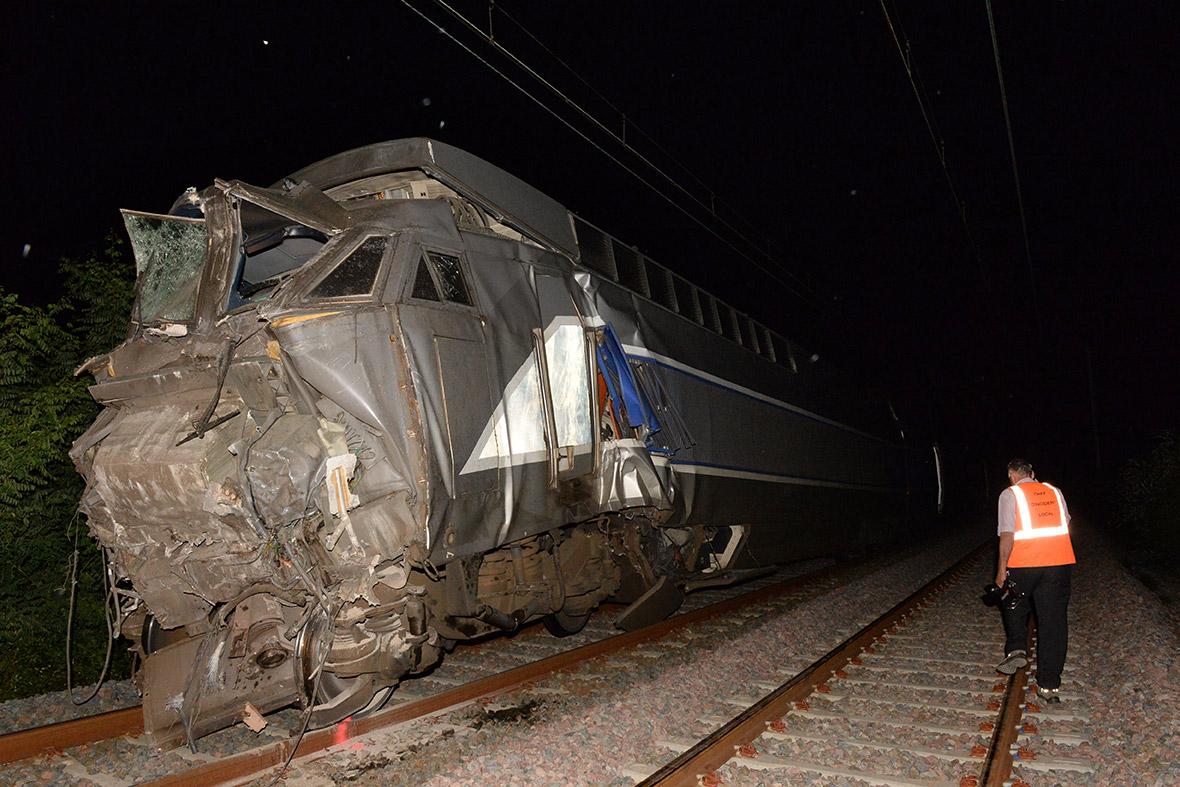 france train crash