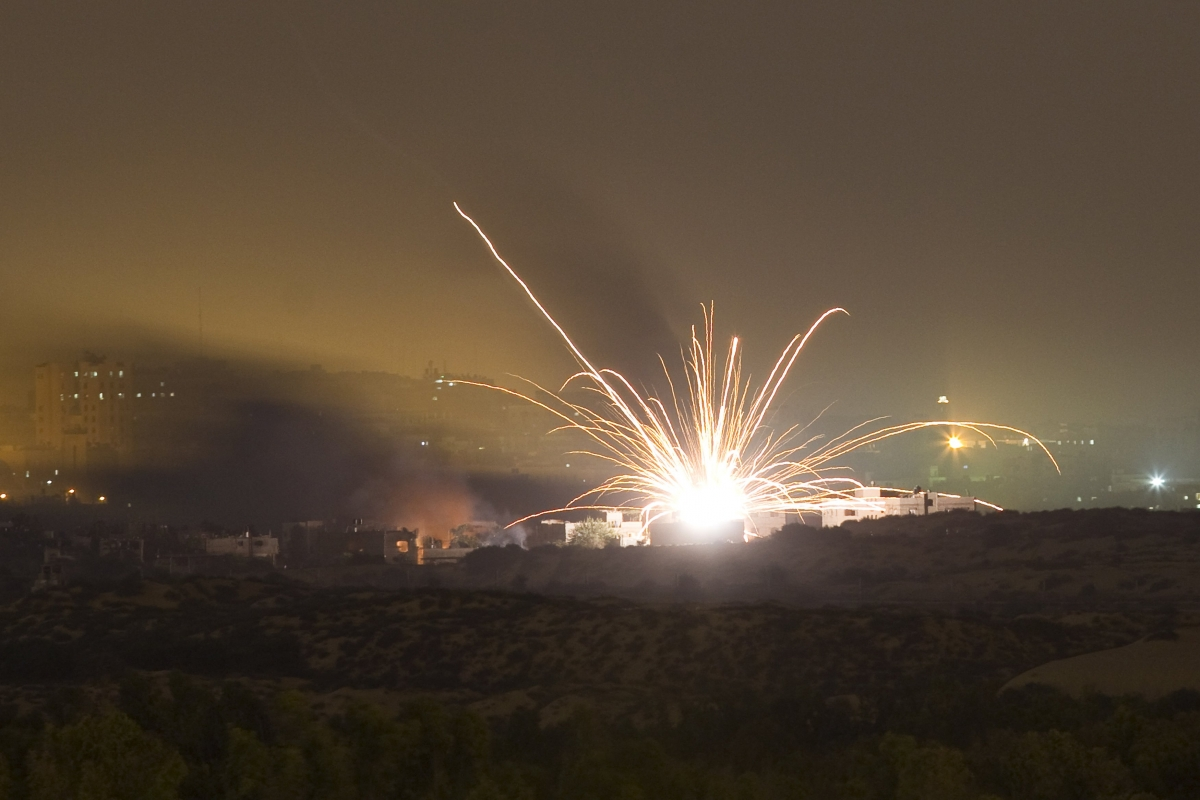 Netanyahu Launches Military Ground Offensive Against Palestinian Fighters