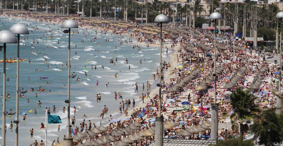 Spain's Booming Tourism