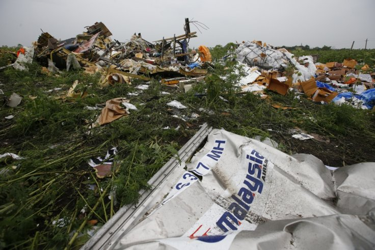MH17 Malaysia Airline Ukraine Russia plane Crash