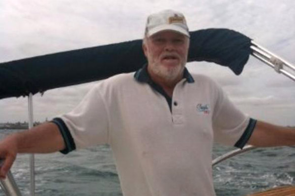Nick Norris, 68, from the Western Australia city of Perth