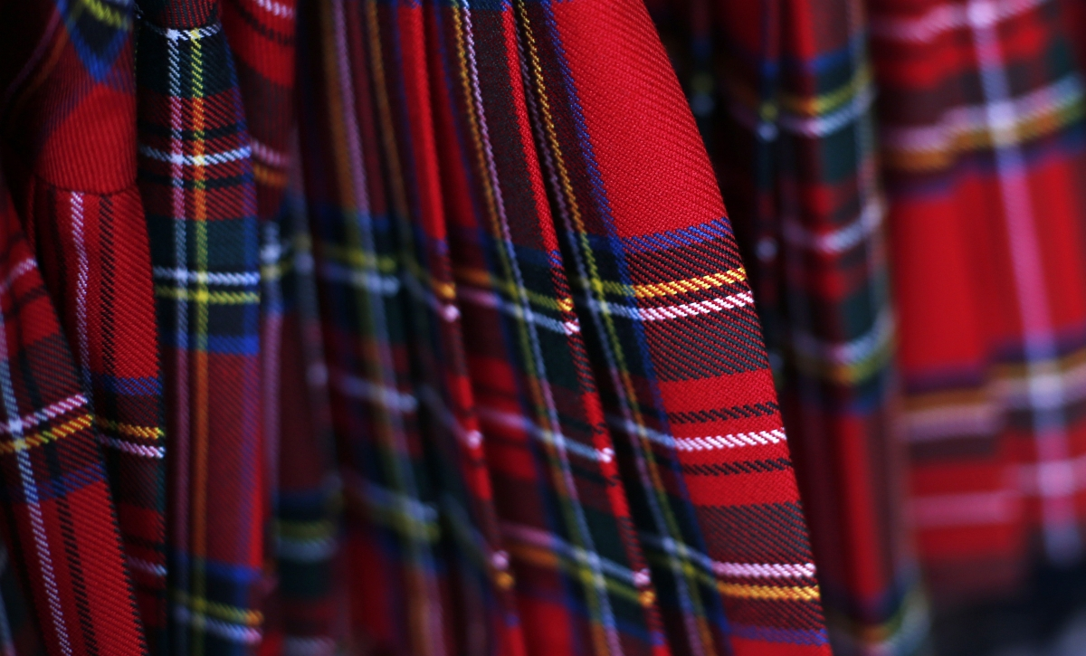 Scottish independence kilt