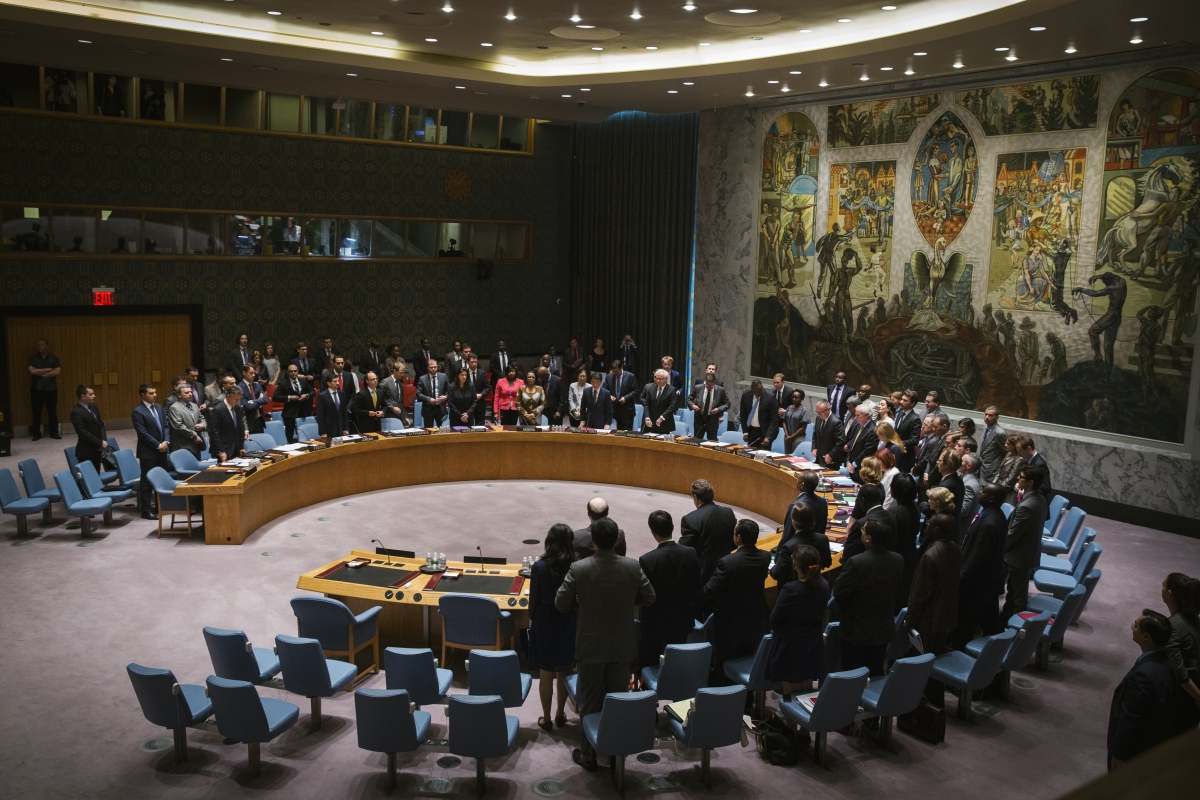 UN security Council Ukraine mh17 Malaysia Airlines