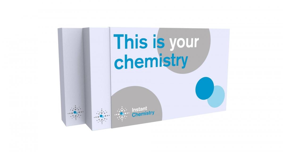 Instant Chemistry genetic chemistry kit