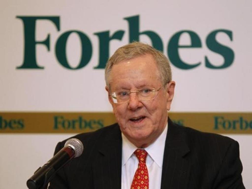 Forbes Sells Control of Media Business to Asian Investors