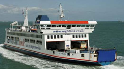 Isle of Wight Ferry Collapse