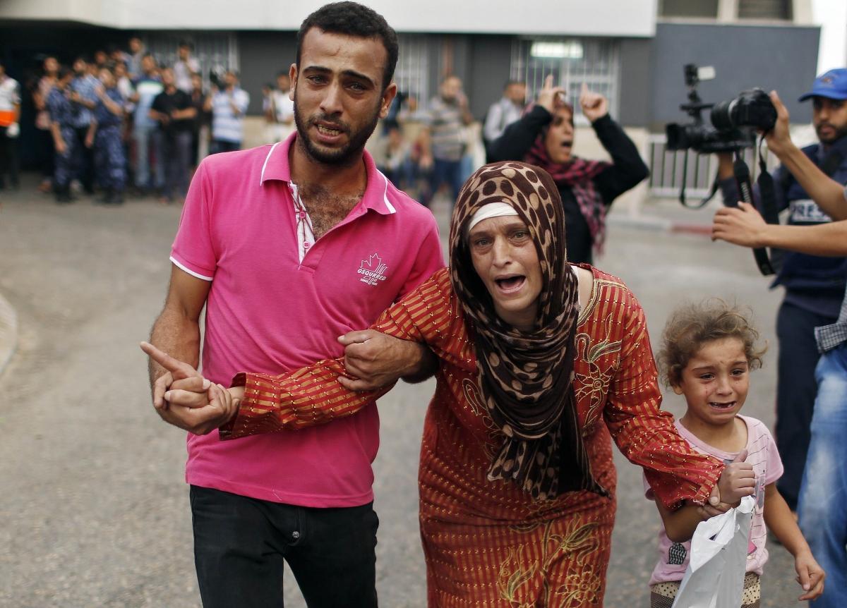 Gaza ISraeli
