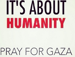 Selena Gomez 'pray for Gaza'