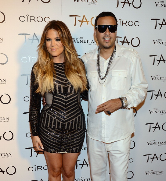 American reality television star Khloe Kardashian and French Montana have become