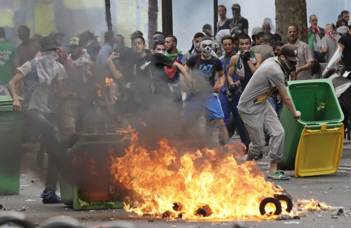 Gaza Paris Hamas Strip