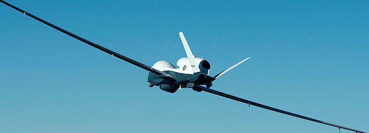Spy drone