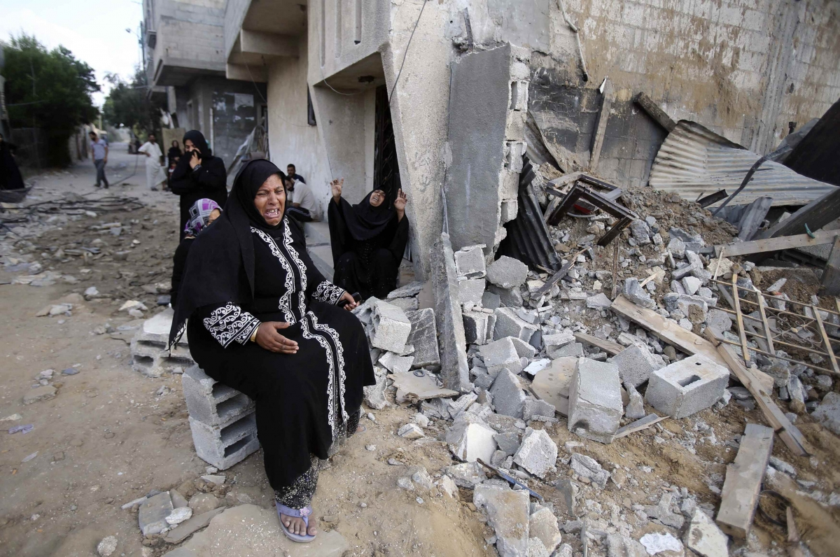 Palestinian Death Toll Well Over 400 in Gaza Conflict