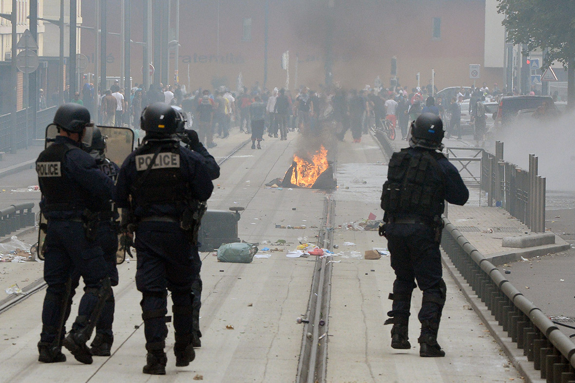 gaza protest france