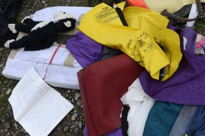Malaysia Airlines passengers belongings