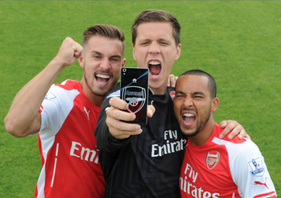 Arsenal Launch Smartphone