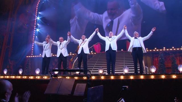 Monty Python Stars Bid an Emotional Farewell in Final Show