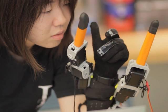 Robotic glove MIT