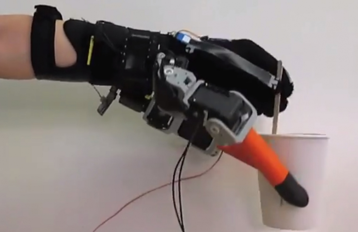 robotic fingers MIT