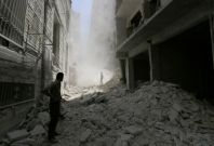 Syria Aleppo Civil War