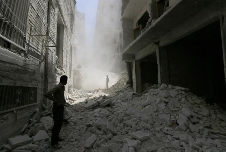 Syria Aleppo Civil War