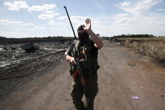 Ukraine Russia MH17