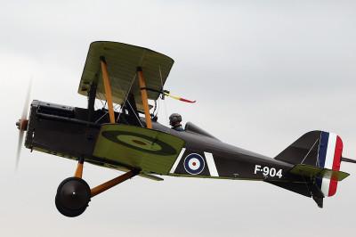SE5a flight