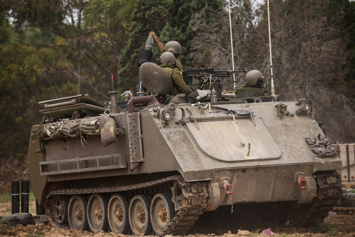 IDF soldiers Killeld