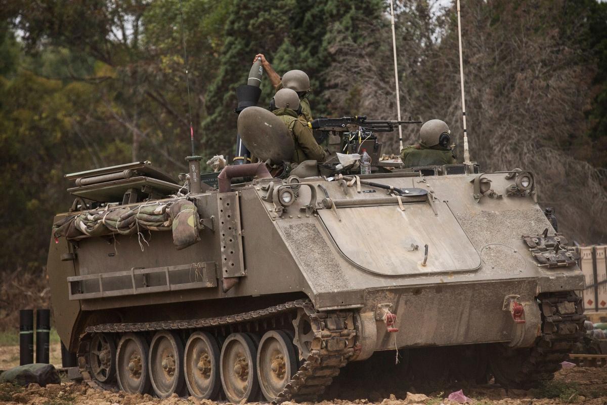 IDF soldiers Killeld