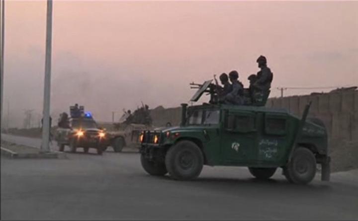 Kabul airport attack