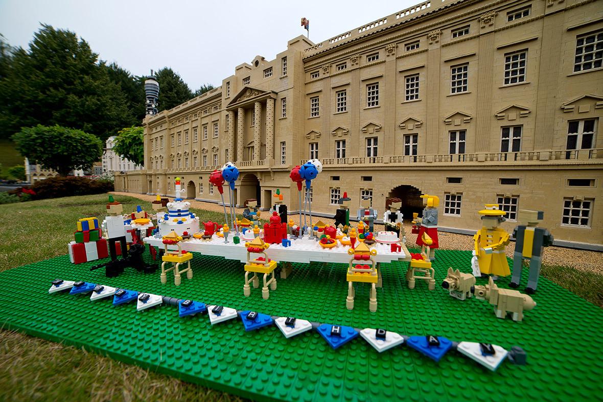 Prince George Legoland
