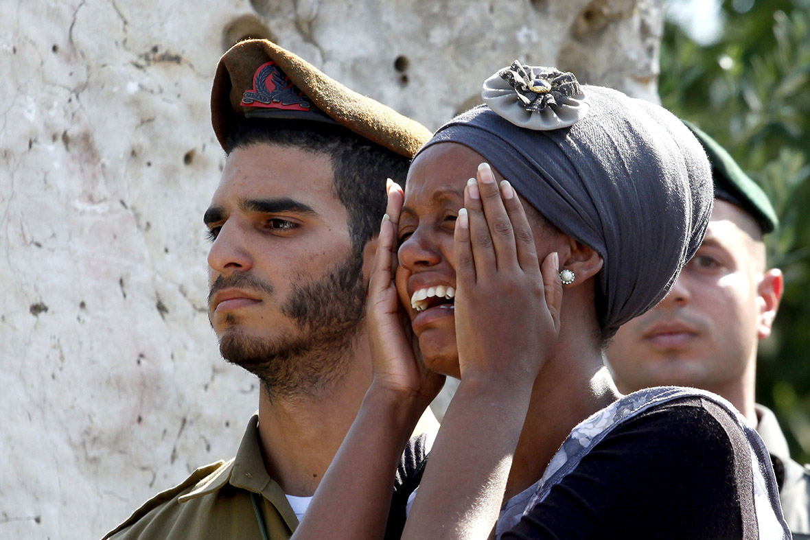 gaza israel funeral