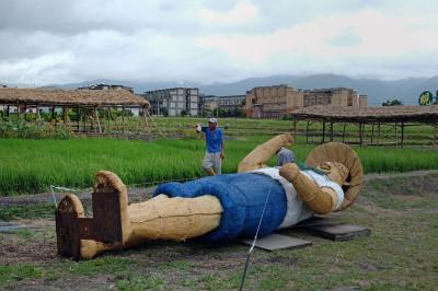 typhoon scarecrow
