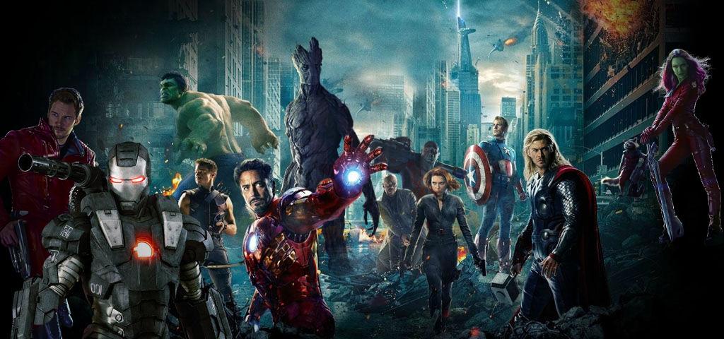 Avengers 3 fan made poster