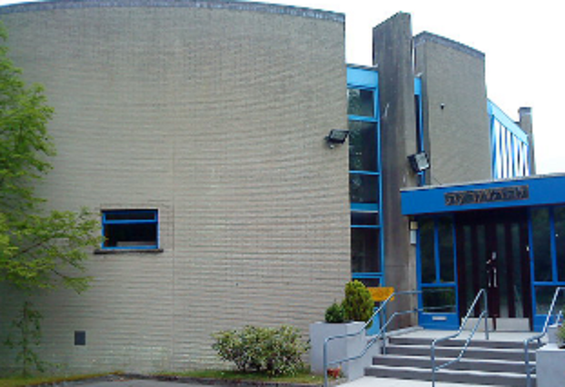 Belfast synagogue