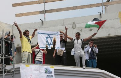 France Israel Palestine Paris Protests anti-Semitism